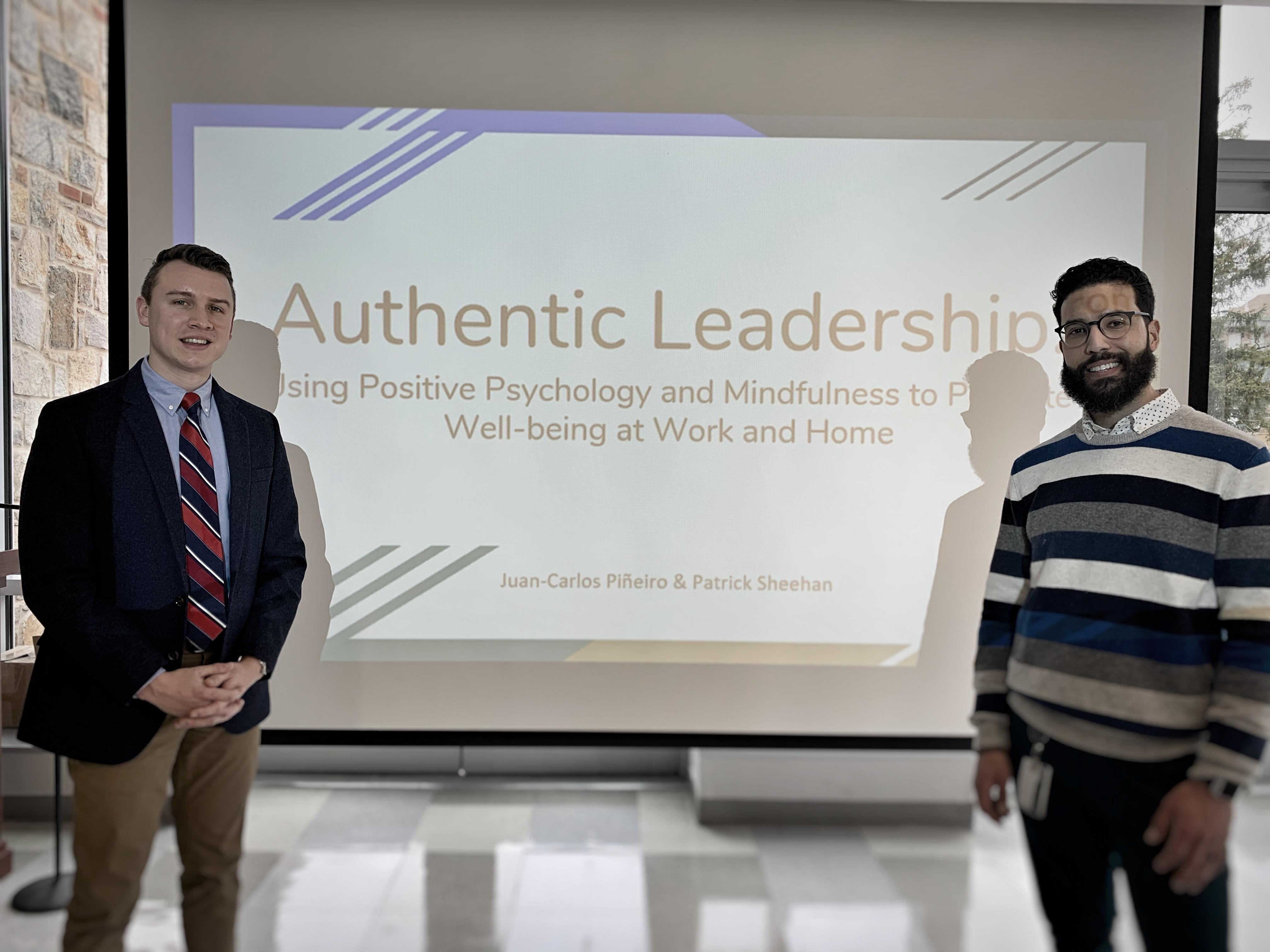 Authentic Leadership for Senior Administrators
