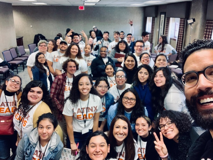 Latinx Leads Leadership Presentation